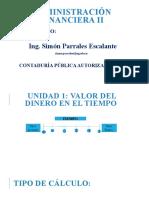 DIAPOSITIVAS DE ADMINISTRACIÓN FINANCIERA II