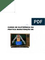Técnica de Manutenção de Tv de Tubo
