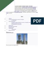 Pandeamiento de Columnas en edificio