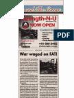 Strength N U Profile Scarborough Mirror Feb 10 2011 Issue