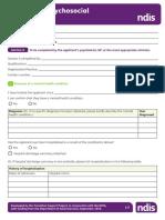 FM Evidence of Psychosocial Disability PDF (1)