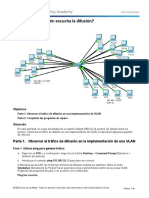 6.1.1.5 Packet Tracer - Who Hears the Broadcast Instructions terminado