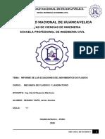 2018151042-INFORME ECUACIONES DE M. FLUIDOS
