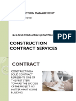 6th and 7th weeks_Contract Services construction management