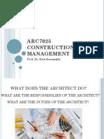 1stweekIntroductionCM construction management