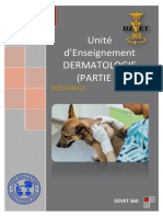 S8 - Dermatologie (Partie 1)-DZVET360-Cours-veterinaires