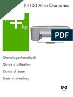 hp deskjet f4180-2