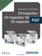 euronda-e9-manual-ru