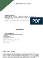 Clase La Transición y El Gobierno de Alfonsín.