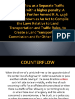 COUNTERFLOW-PPT