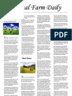 animal farm newspaper final