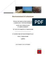 approche envirenementale sur l'urbanisme AEU.pdf