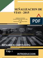 MANUAL SEÑALIZACION DE VIAS - 2015.pptx