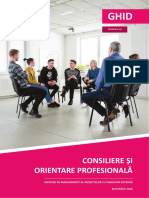 Ghid Consiliere profesionala liceu 1