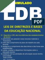LDB - Leis de Diretrizes e Bases da Educação Nacional