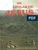 As Parabolas de Jesus - Simon J. Kistemaker_100320132703
