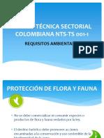 TÉCNICA SECTORIAL COLOMBIANA NTS-TS 001-1