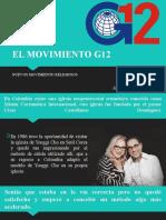 EL MOVIMIENTO G12