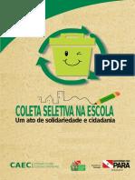 CARTILHA COLETA SELETIVA SOLIDÁRIA