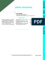 Béton de poudres réactives1