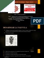 REPARACIÓN O CAMBIO DE ELEMENTOS  DEL FRENO