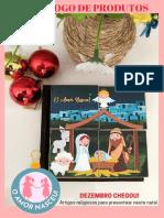 Catálogo Marias dezembro