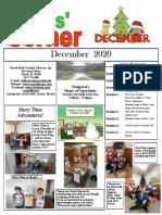 12.2020 December Kids Newsletter