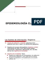 Epidemiología Parte I.2 Clásica