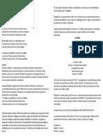 Analisis Del Poema Blason y Mi Perú