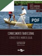 DOSSIE Introducao e Prefacio Conhecimento Tradicional Conceitos e Marco Legal