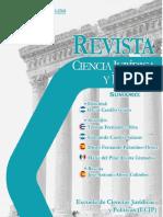 Revista Ciencia Jurídica y Política. Volumen 5, Numero 9.