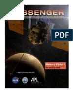 MESSENGER Mercury Flyby 1 Press Kit