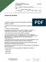 ME626 PRUEBA DE ENTRADA