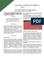 437343077 Avances de La ODS en El Peru y ALC