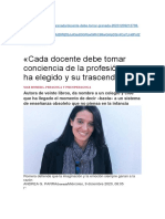 Publicaciones de Mar Romera y Laura Estremera (1)