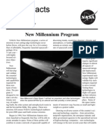 NASA Facts New Millennium Program