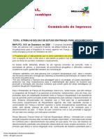 Comunicado de Imprensa - Bolsas Total V Final