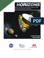 New Horizons Launch Press Kit