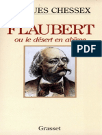 EBOOK Jacques Chessex - Flaubert ou le desert en abime .epub