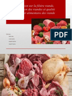 règlementation sur la filière viande, contamination des.pptx