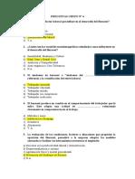 PREGUNTAS GRUPO N° 4 - D.O.