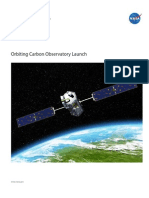 Orbiting Carbon Observatory Lauch Press Kit