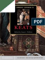 The Cambridge Companion to Keats by Wolfson, Susan J.Keats, John (z-lib.org).pdf
