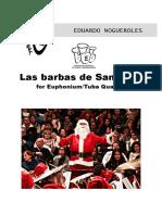 Las barbas de San Jose - Euphonium-Tuba Quartet - arr. Eduardo Nogueroles