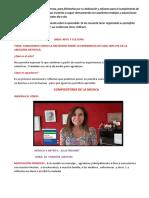 ARTE Y CULTURA 15 DE DICIEMBRE 2020