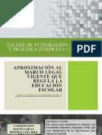 Marco legal de la educación en Chile