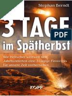 Berndt Stephan - 3 Tage im Spätherbst.pdf