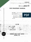 OSO Spacecraft Manual