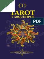 Tarot y Arquetipos_ Arcanos del - Ana Orero Clavero
