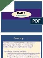 Bab 1. 10 prinsip Ekonomi